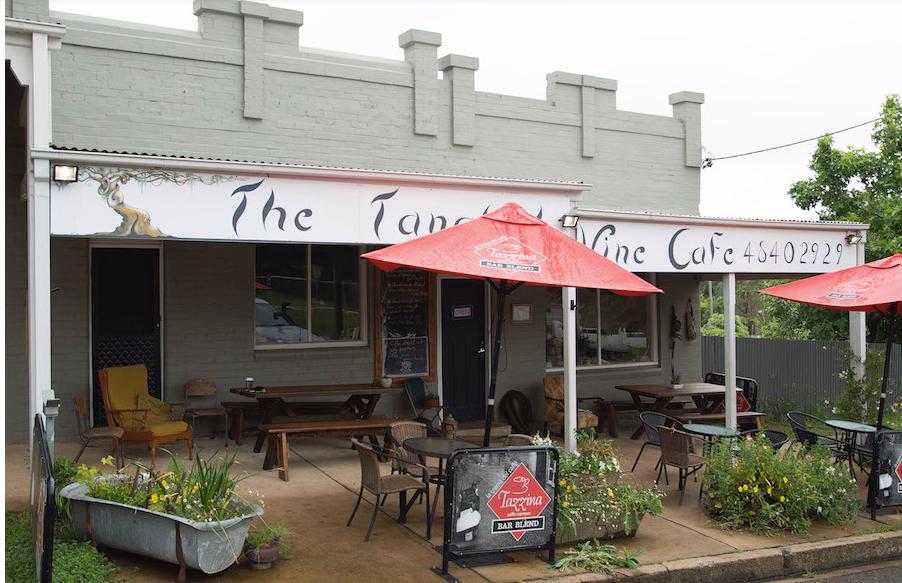Tangled Vine Cafe Taralga