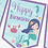 Thumbnail: PERSONALISED Mermaid Happy Birthday Bunting
