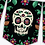 Thumbnail: Day of the Dead - Party Bunting Decoration