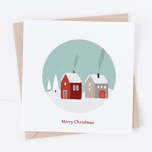 Scandi / Nordic Inspired Christmas Cards