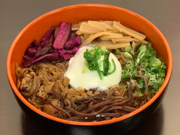 Beef Sukiyaki Bowl