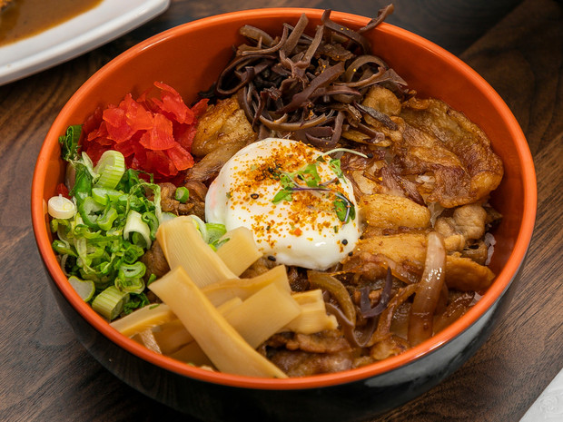 Pork Shoga Yaki