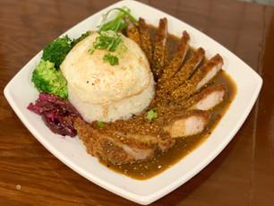 Pork Katsu Curry Platter