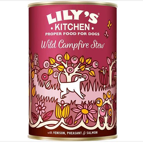 Lilys kitchen Wild campfire stew