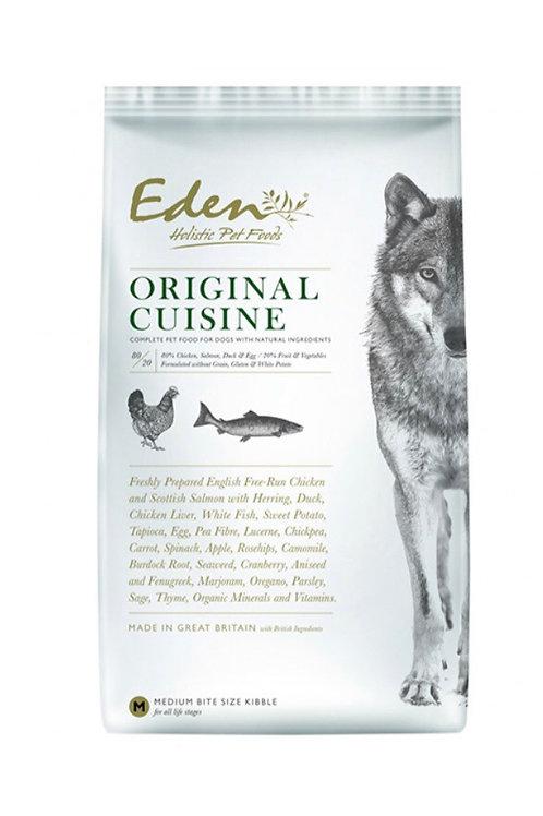 Eden pet food , Original cuisine (medium kibble)