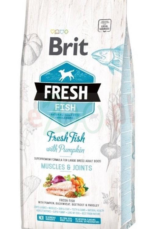 Brit fresh fish large breed