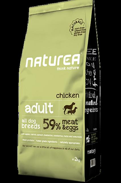 Naturea Naturals kylling
