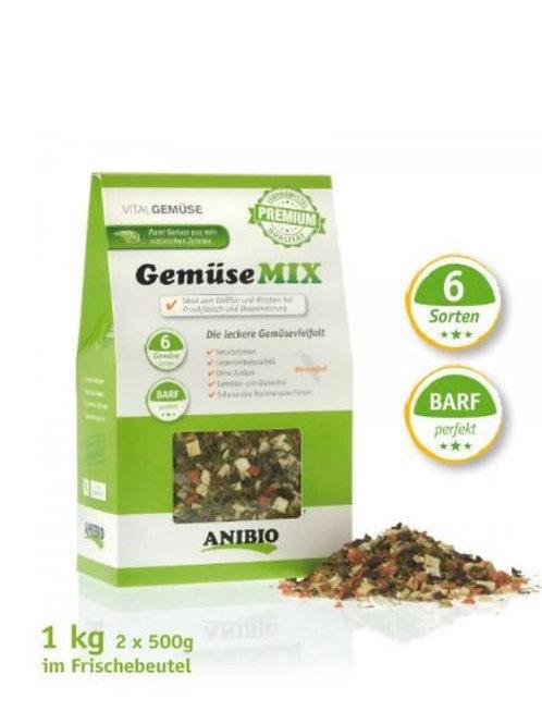 Anibio grøntsagsmix