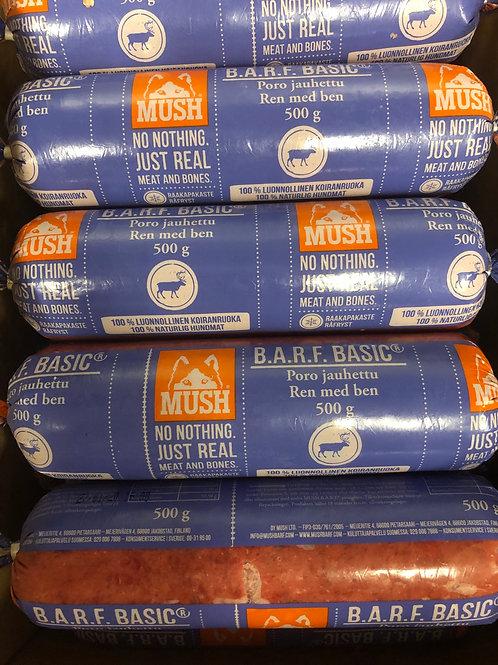 Mush Basic Rensdyr med ben