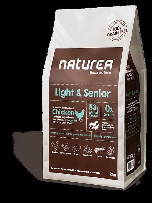 Naturea Grainfree Light & Senior