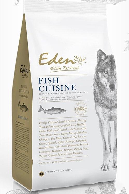 Eden petfood fish cuisine