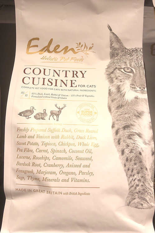 Eden petfood country cuisine