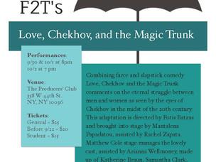 Love, Chekhov and the Magic Trunk