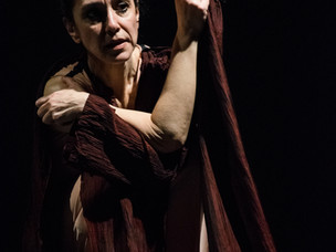 Few Words with Clytemnestra