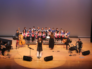 Thank you for making our Concert with Sofia Papazoglou a Success!