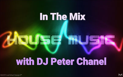DJ Peter Chanel