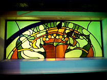Bespoke Stained Glass Window