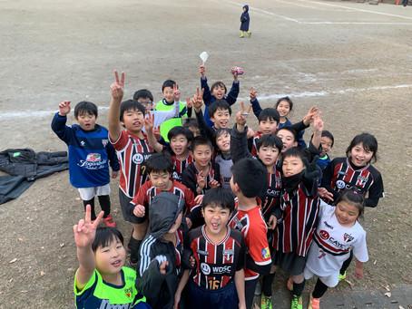 U-12 SSTP湘南SC 交流戦