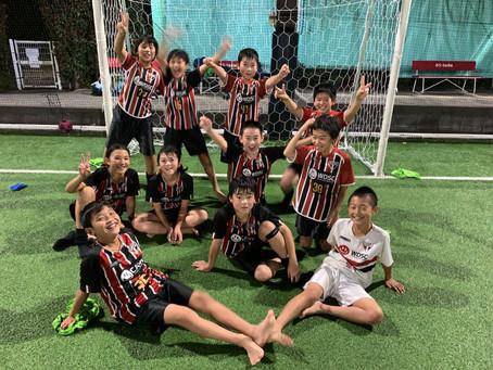 U-12 神奈川県少年フットサルリーグ最終節