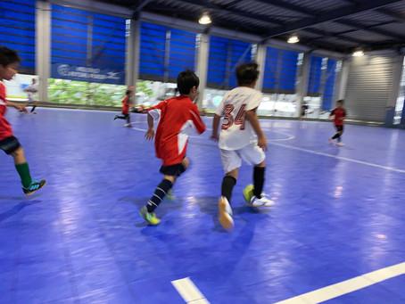 U-9 Goal Assist(TRM)