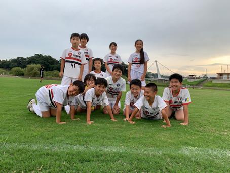 U-12 JFAリーグ神奈川 第3・4節