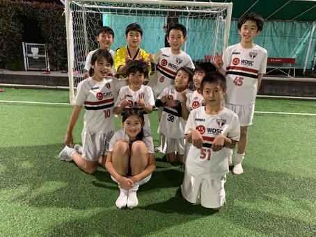 U-12 神奈川県少年フットサルリーグ 第3・4節