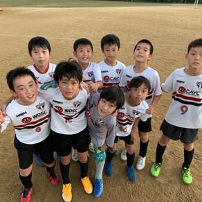 U-11 v FC多摩川ジュニア交流戦