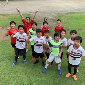 U-12 v 大豆戸FC(TRM)