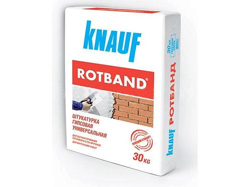 "Гипсовая штукатурка ""Rotband"" Knauf"