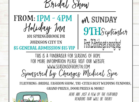 Seasons of Hope Hosts The White Rose Boutique Bridal Show