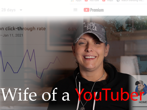 Wife Of A YouTuber