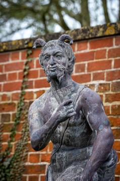 29 Statue of Pan