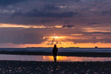 Gold Beach - France - June 2019 -  Caspe