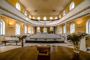 28 Nexus Methodist Church Interior, Bath, UK