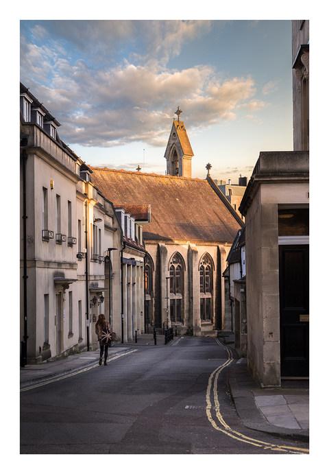 Palace Yard Mews - Bath - March 2019 - C