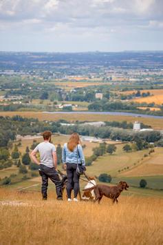 White Horse Viewpoint - Westbury - Wilts