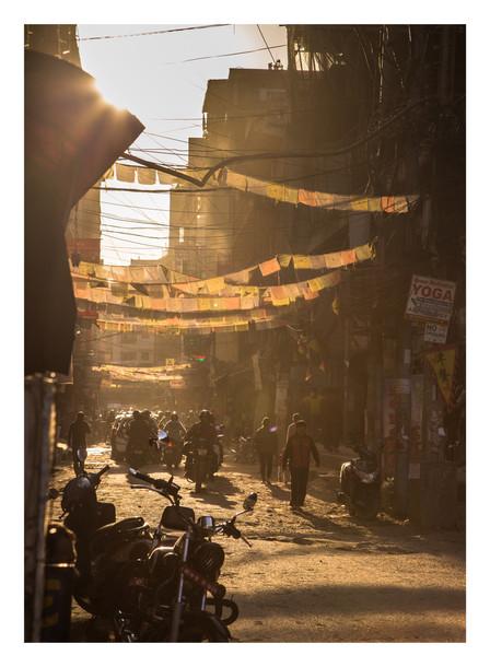 01 New - Thamel Streets - Nepal - Novemb
