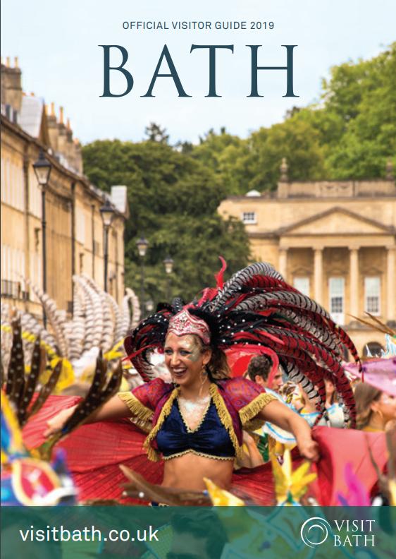 Visit Bath - 2019 Visitors Guide