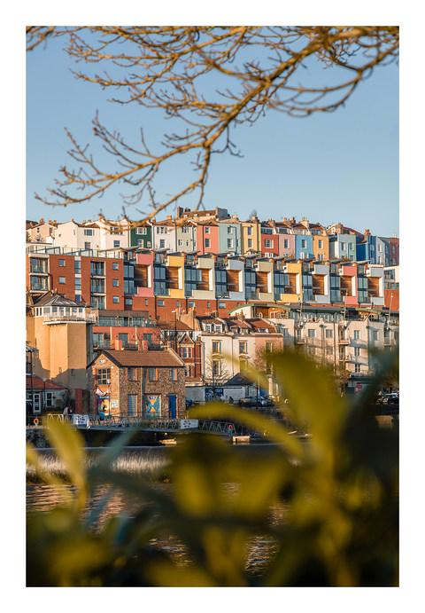 Bristol Marina & Hotwells - February 201