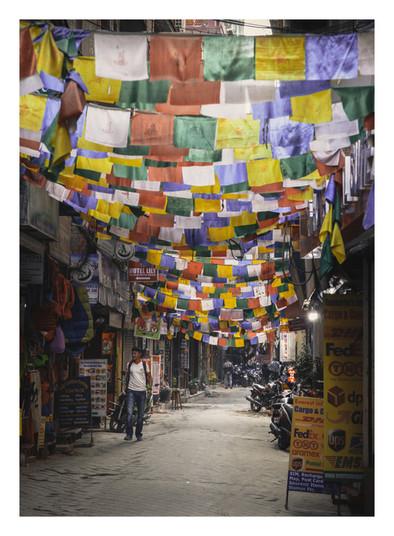 04 Thamel Streets - Nepal - November 201