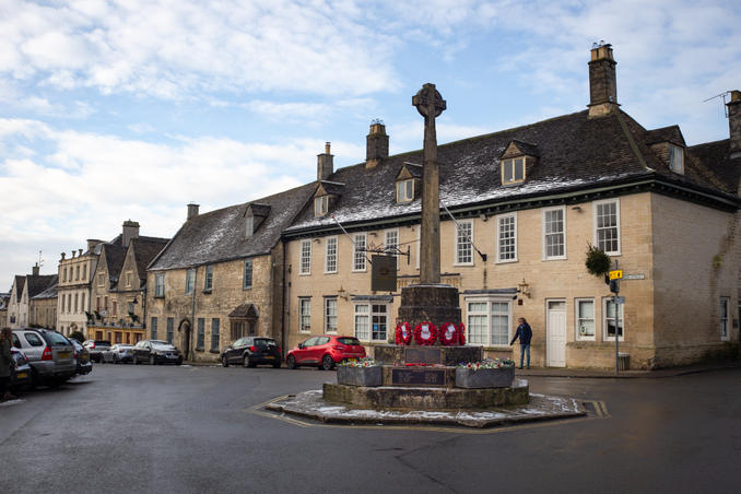 Minchinhampton Marketplace - Gloucesters