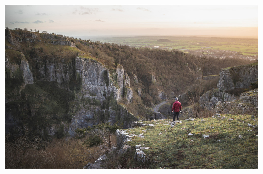 Cheddar Gorge - Somerset - February 2020