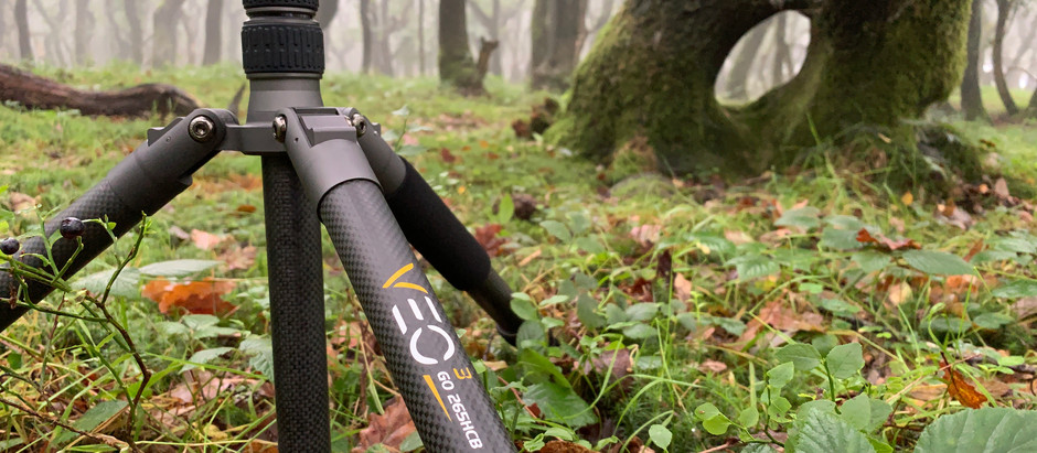 The best travel tripod? Introducing the New Vanguard VEO3 GO 265HCB
