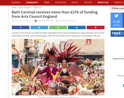 Bath Echo - Bath Carnival