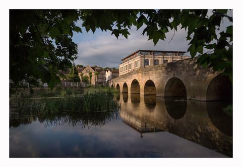 Bradford Town Bridge - Bradford on Avon