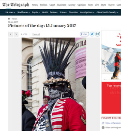 The Telegraph - Stroud Wassail
