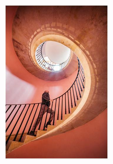 Beckfords Tower Interior - Bath - Februa
