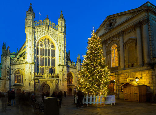 Bath Christmas Market - The Magic of the Season