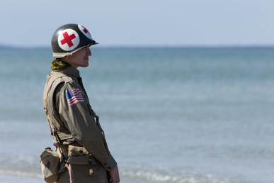 Utah Beach - NormandyFrance - CasperFarr