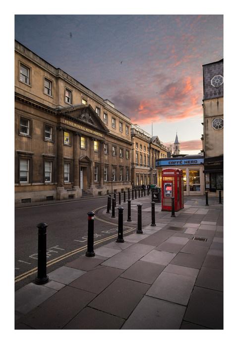 Royal Mineral Water Hospital - Bath - Se